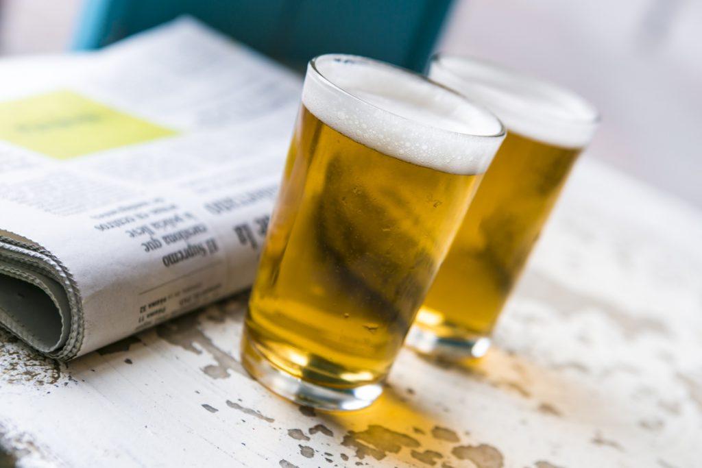 El 30% de la cerveza que se consume en España se hace entre los meses de julio y septiembre