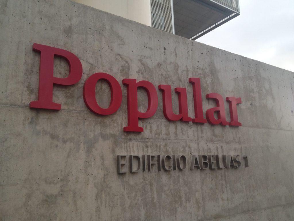 La Audiencia condena al Banco Popular a pagar 4 millones a un empresario que contrató productos atípicos