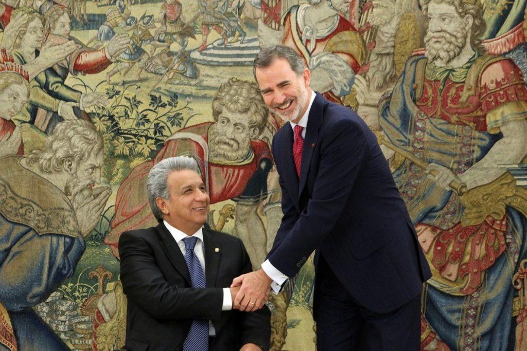 España apoya a Ecuador en su lucha contra el narcoterrorismo