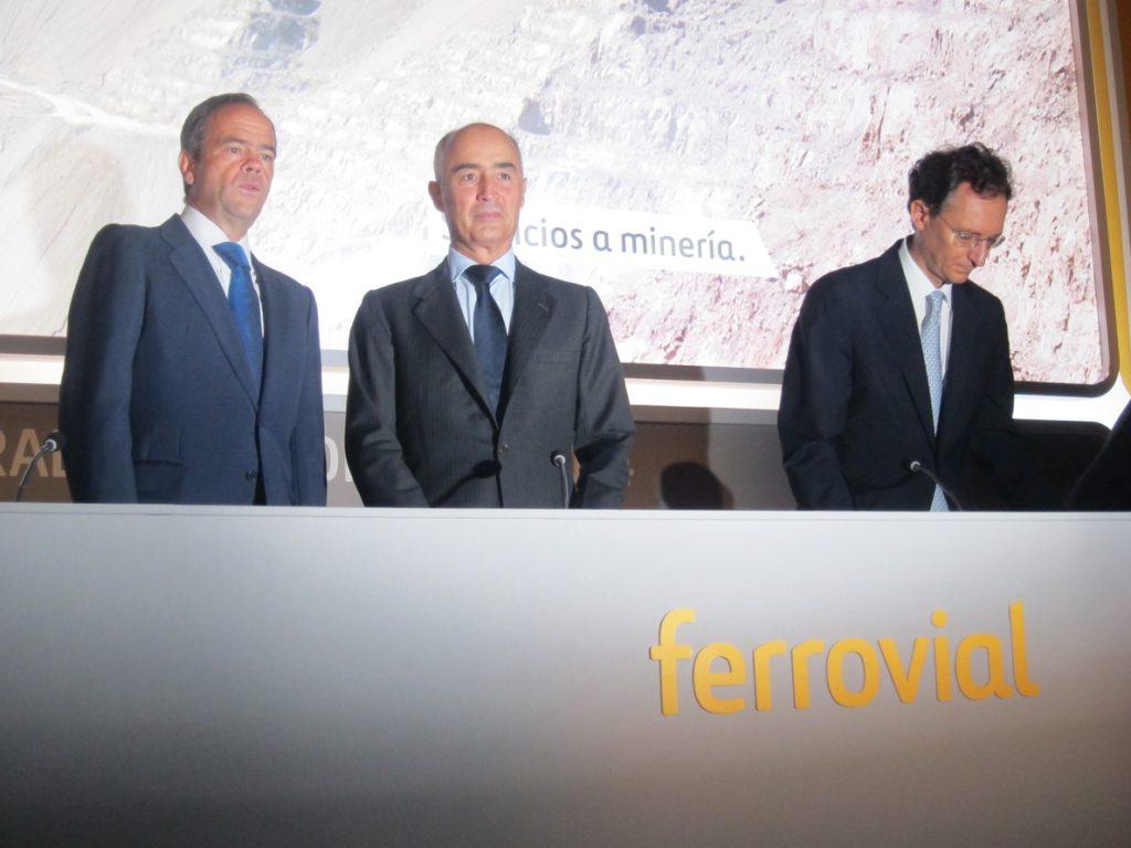 Ferrovial perdió 72 millones hasta junio tras provisionar 237 millones por un contrato en Reino Unido