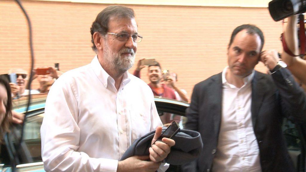 Mariano Rajoy obtiene plaza en un registro mercantil del Paseo de la Castellana