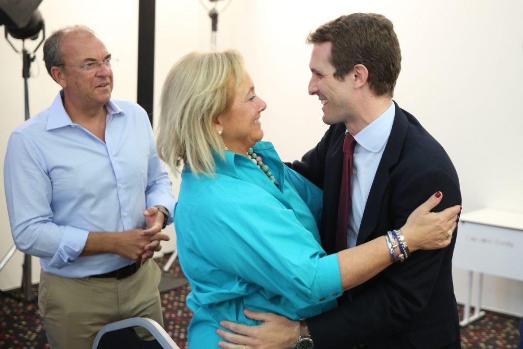 Mercedes Fernández (PP) ve necesaria una renovación en las candidaturas autonómicas y locales tras la victoria de Casado