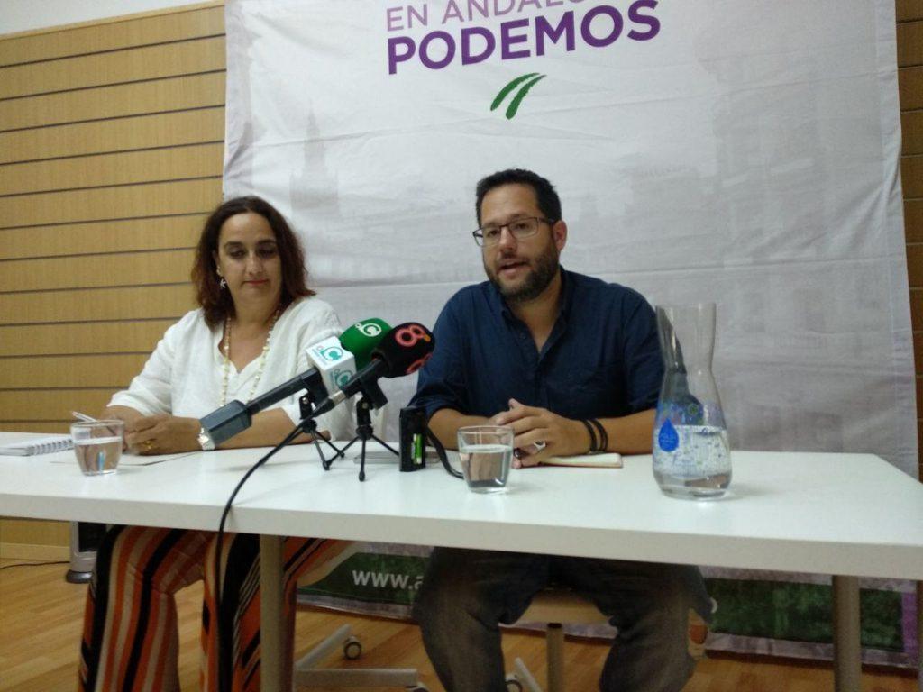 Podemos exige vías «seguras y legales» para los migrantes y recursos para atender la «crisis humanitaria» en Cádiz