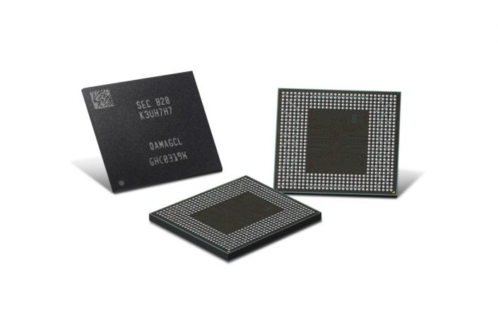 Samsung crea una memoria DRAM de 10 nanómetros para móviles que alcanza los 16 gigabits de velocidad