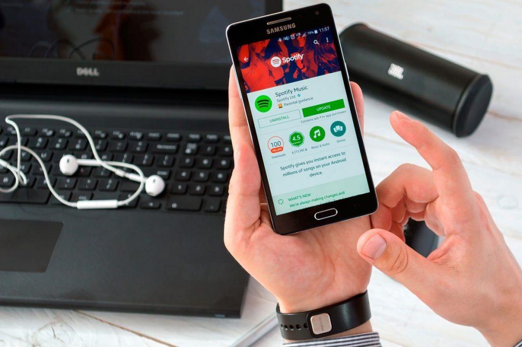Spotify duplica sus pérdidas en el segundo trimestre, hasta 394 millones