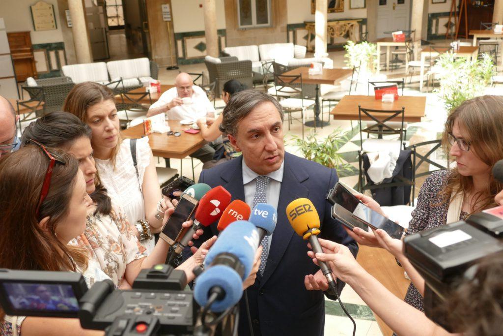 El PP califica de «tournée de cuatro días» la gira americana de Sánchez: «Muchas fotos, pero poca política»
