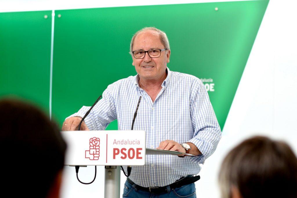 PSOE-A acusa a Moreno de «servir a Casado» y no a Andalucía porque «sabe que son sus últimas autonómicas y no ganará»