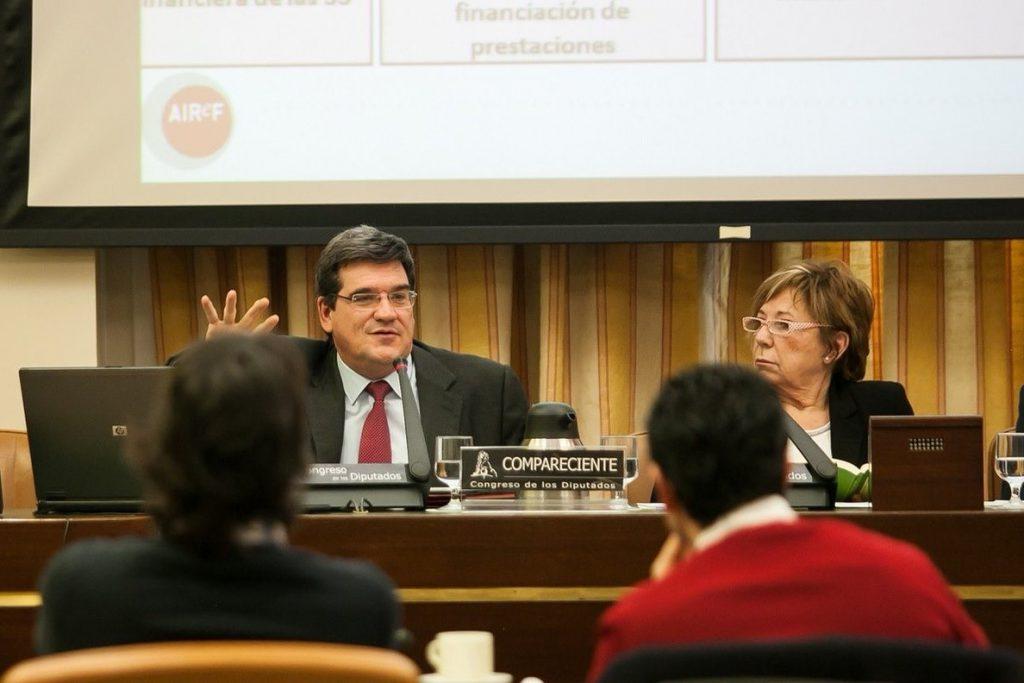 El PSOE cree que la crítica de la AIReF a su reforma de pensiones de 2011 genera «más confusión que otra cosa»