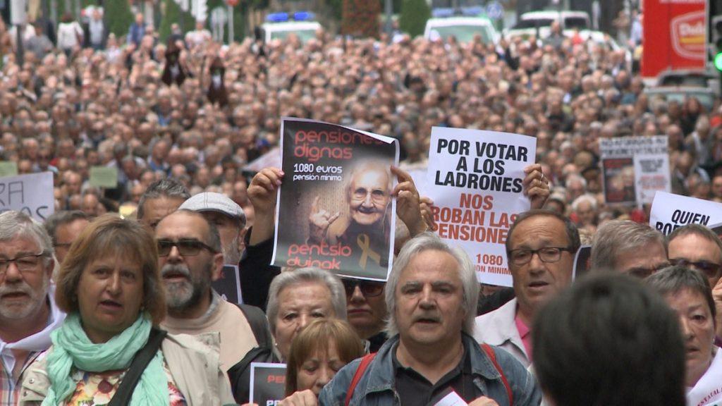 El PSOE emplaza a la oposición a negociar medidas para el sistema de pensiones en los Presupuestos de 2019