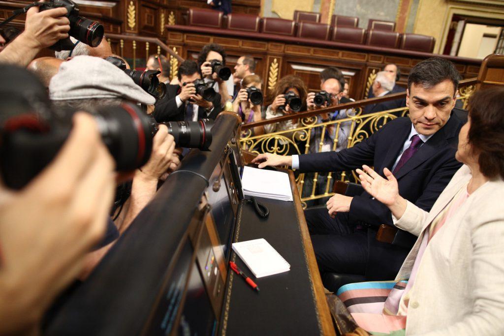 Cinco ministros de Pedro Sánchez comparecerán esta semana en el Congreso y otros tres la próxima
