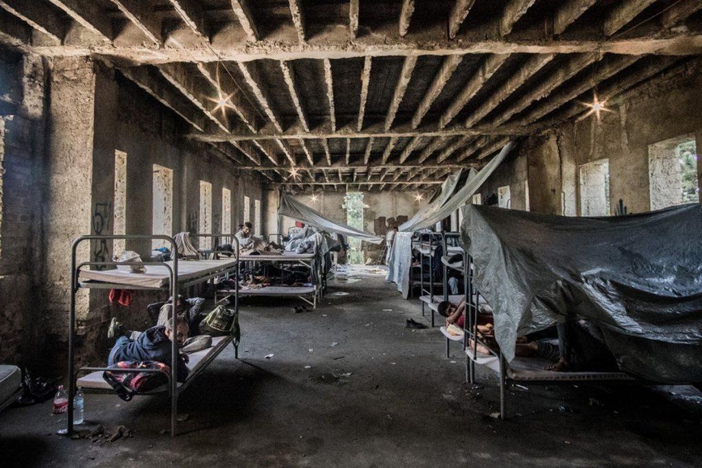 MSF alerta sobre una crisis humanitaria entre los migrantes y refugiados en Bosnia ante la llegada del invierno
