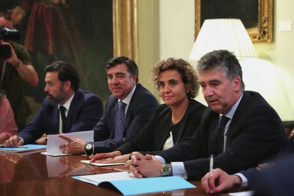 El PP explica que sacó a Villalobos de la Diputación Permanente porque ya no está en la dirección y es lo normal
