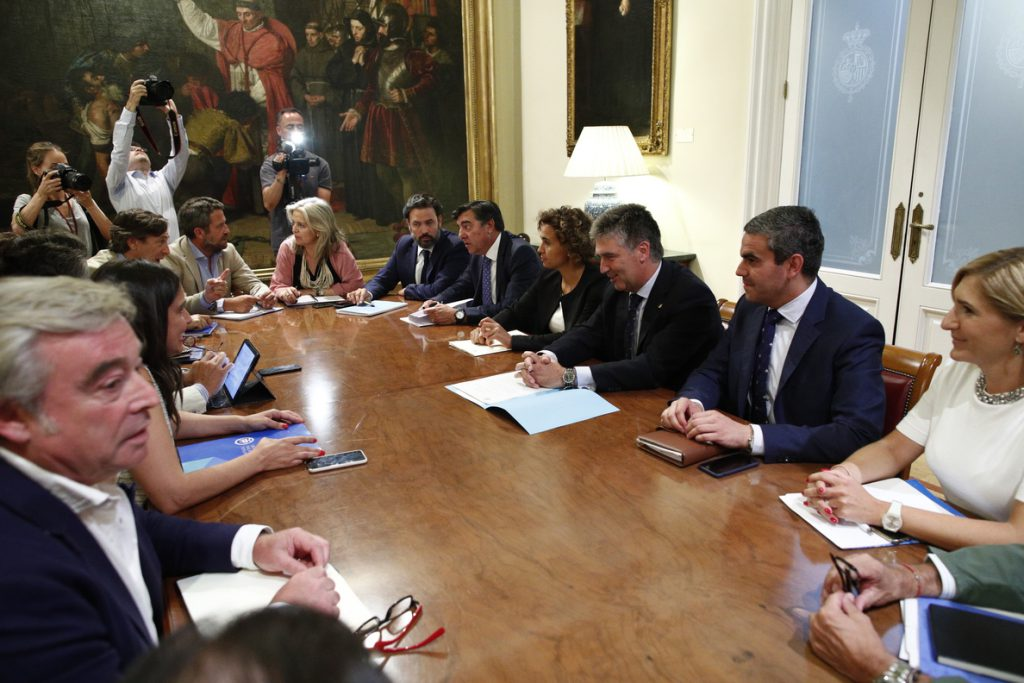 El PP limitará al procedimiento su recurso al TC contra el decreto ley de la exhumación de Franco