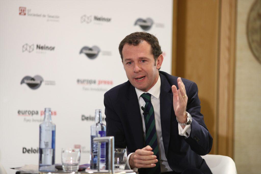 El fondo británico Portsea aflora un 3,2% de Neinor en derivados