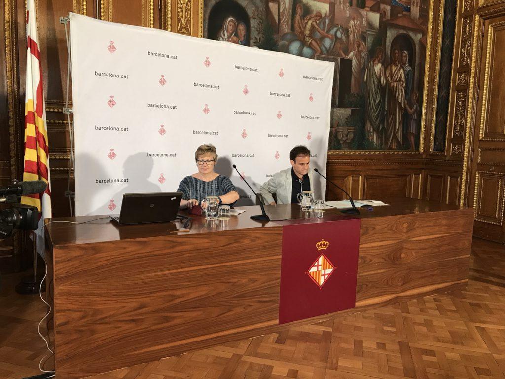 Ayuntamiento de Barcelona pide «explicación oficial» por la detención del presunto agresor de la mujer de la Ciutadella