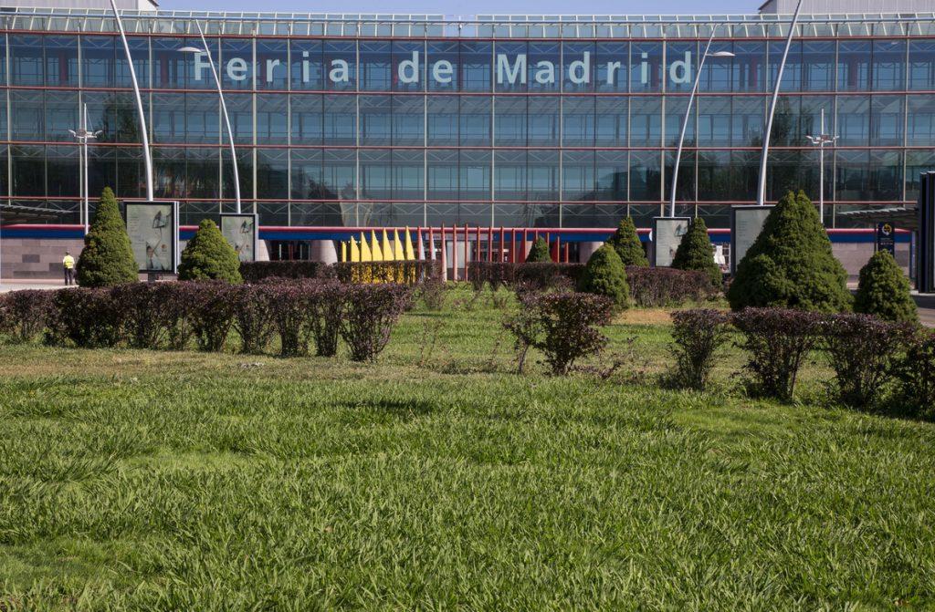Feria de Madrid destina 12 millones para instalar WiFi abierto, un nuevo pabellón y bolardos de seguridad
