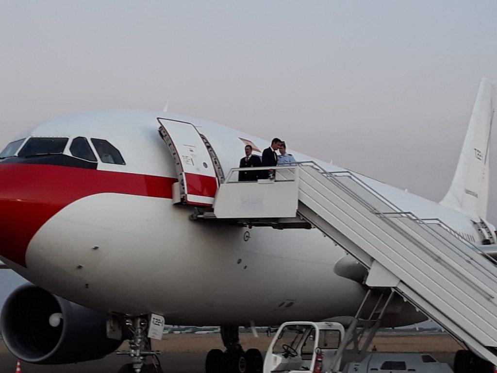 Pedro Sánchez llega a Colombia para ofrecer la ayuda de España en una negociación con el ELN