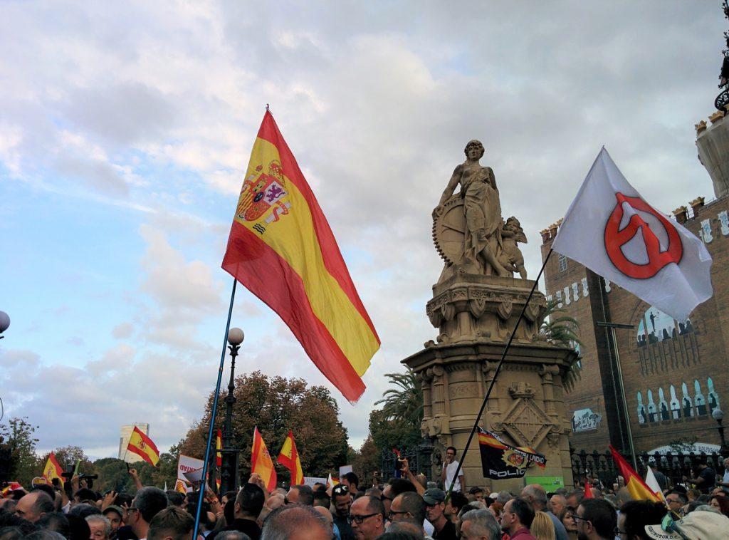 Rivera defiende la concentración en apoyo a la agredida en la Ciutadella por «mofas» contra ella