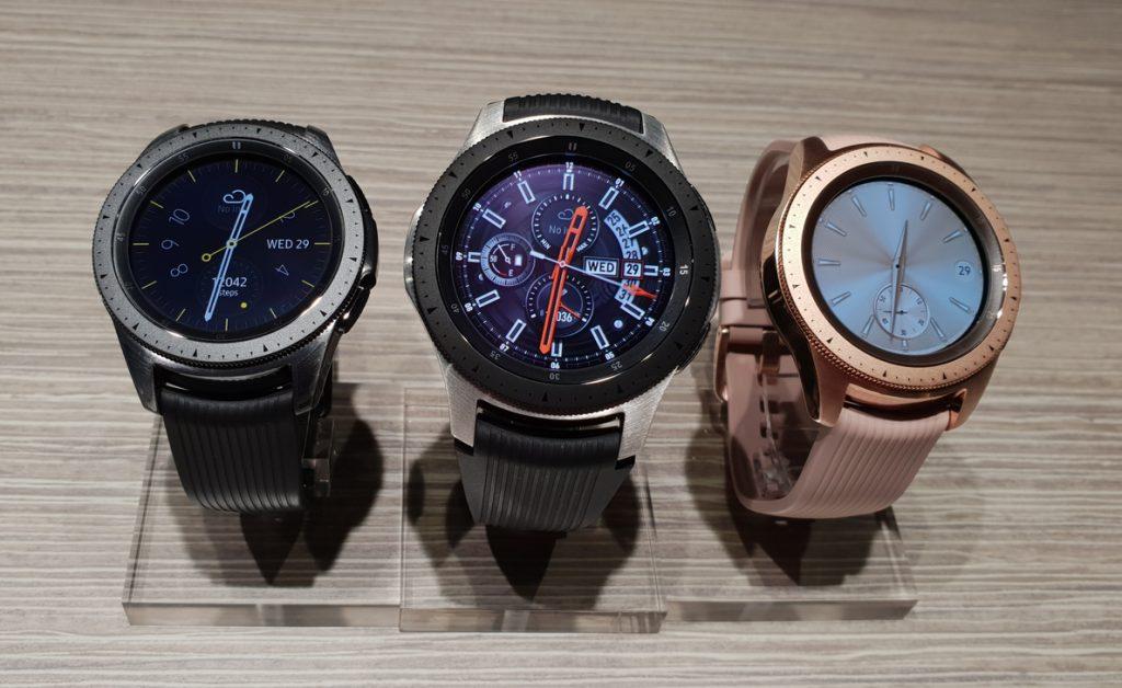Samsung dota de más autonomía y resistencia a la nueva generación de Galaxy Watch