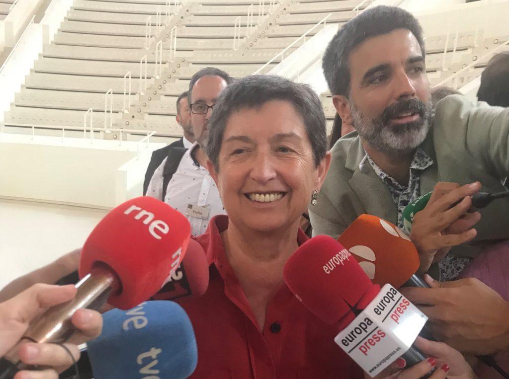 Cunillera recuerda al Ayuntamiento de Vic su obligación de gobernar para todos por la megafonía con arengas separatistas