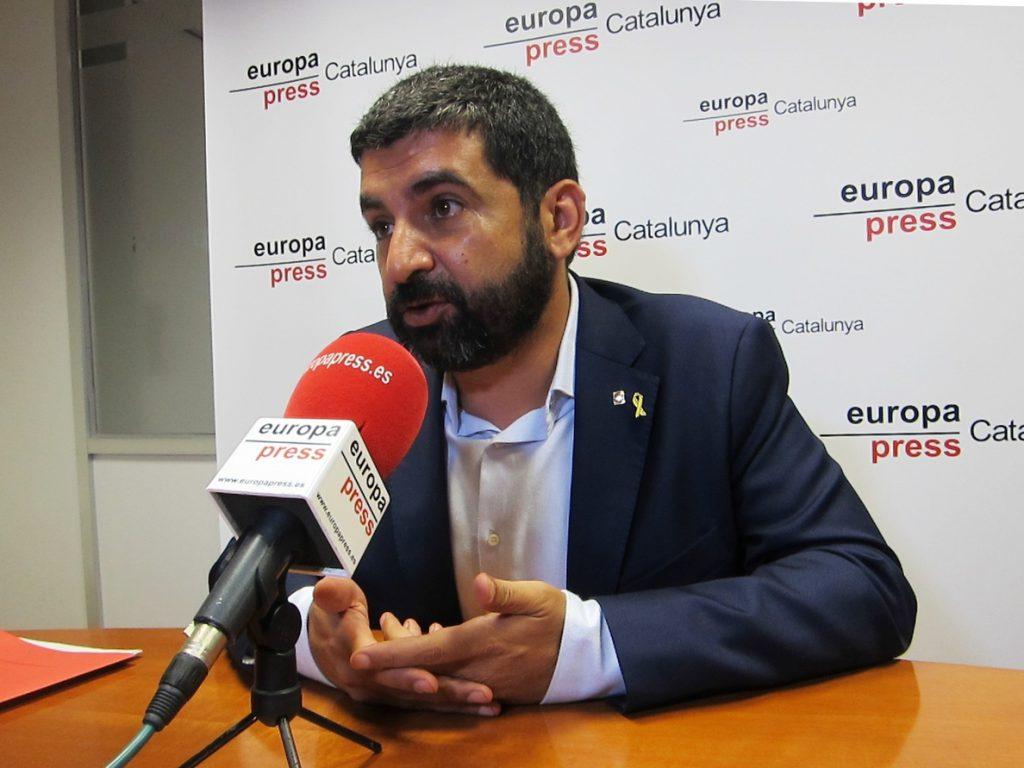 Conseller catalán de Trabajo indica a la ANC que legalmente no puede convocar el paro «de País»