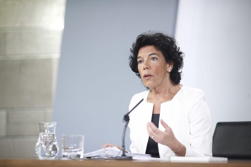 Gobierno llama a Torra a «rebajar la tensión» y, aunque no se ha planteado el 155, recuerda que hay «límites» claros
