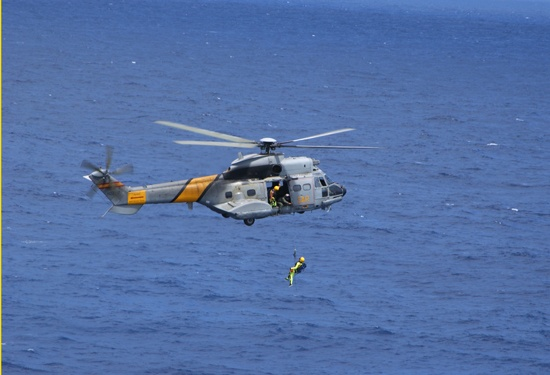 El Gobierno autoriza la compra de un helicóptero para búsqueda y salvamento por un máximo de 18 millones