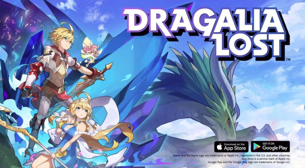 Los dragones llegan al smartphone de la mano de Nintendo con Dragalia Lost, su nuevo RPG para dispositivos móviles
