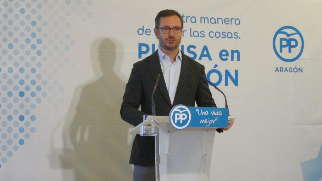 El PP reconoce su intención de poner «dificultades» a los presupuestos de Sánchez: «Son más impuestos y más paro»