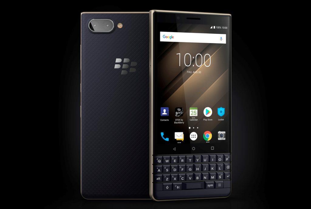TCL anuncia el nuevo smartphone de BlackBerry, Key2 LE, una variante de gama media de Key2