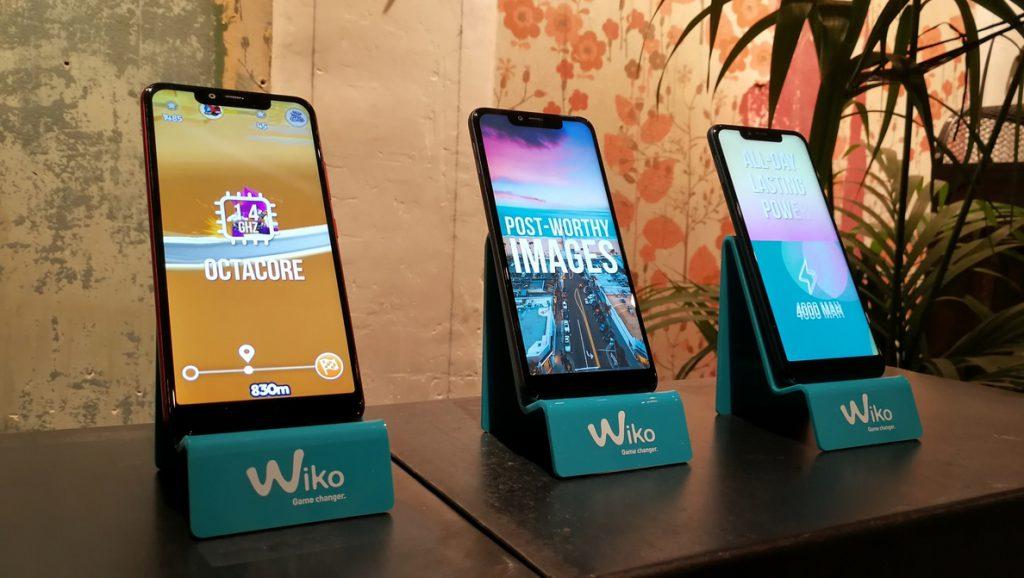 Wiko lanza en IFA los nuevos modelos del View 2 por menos de 200 euros