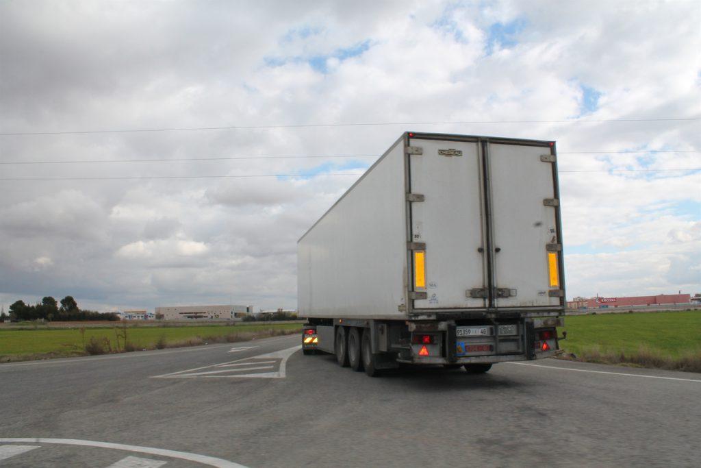 Los camiones tienen prohibido circular por dos carreteras convencionales catalanas desde el domingo