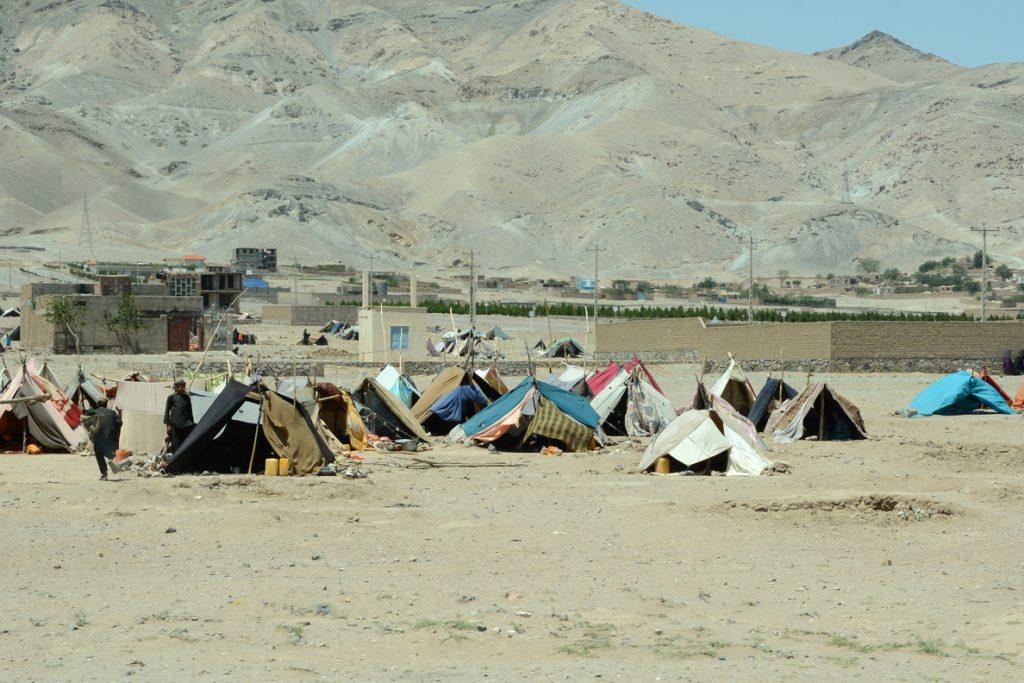 La desesperación de quienes han perdido todo por la sequía en Afganistán