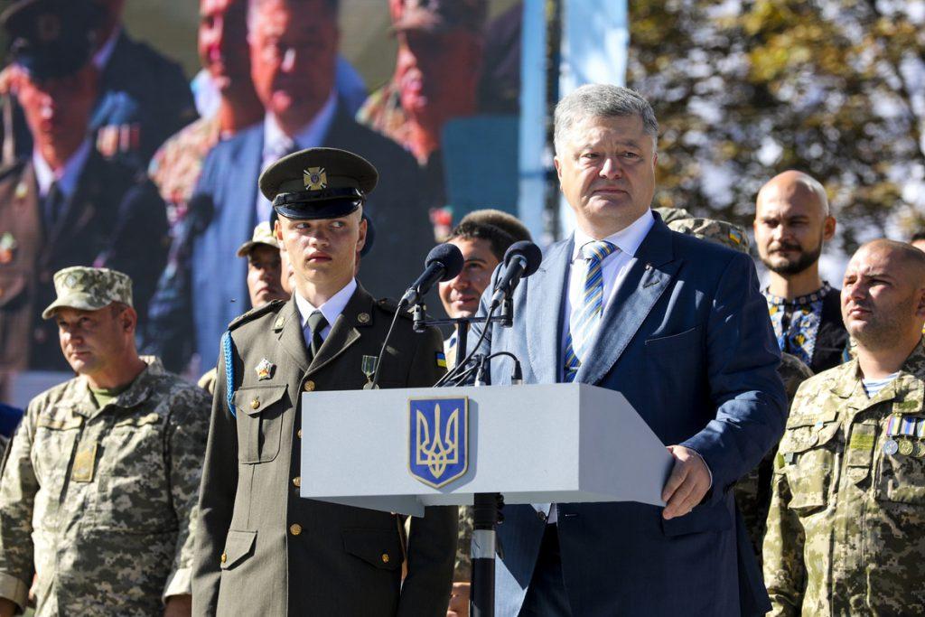 El presidente ucraniano define a John McCain en su funeral como «un héroe de Ucrania»