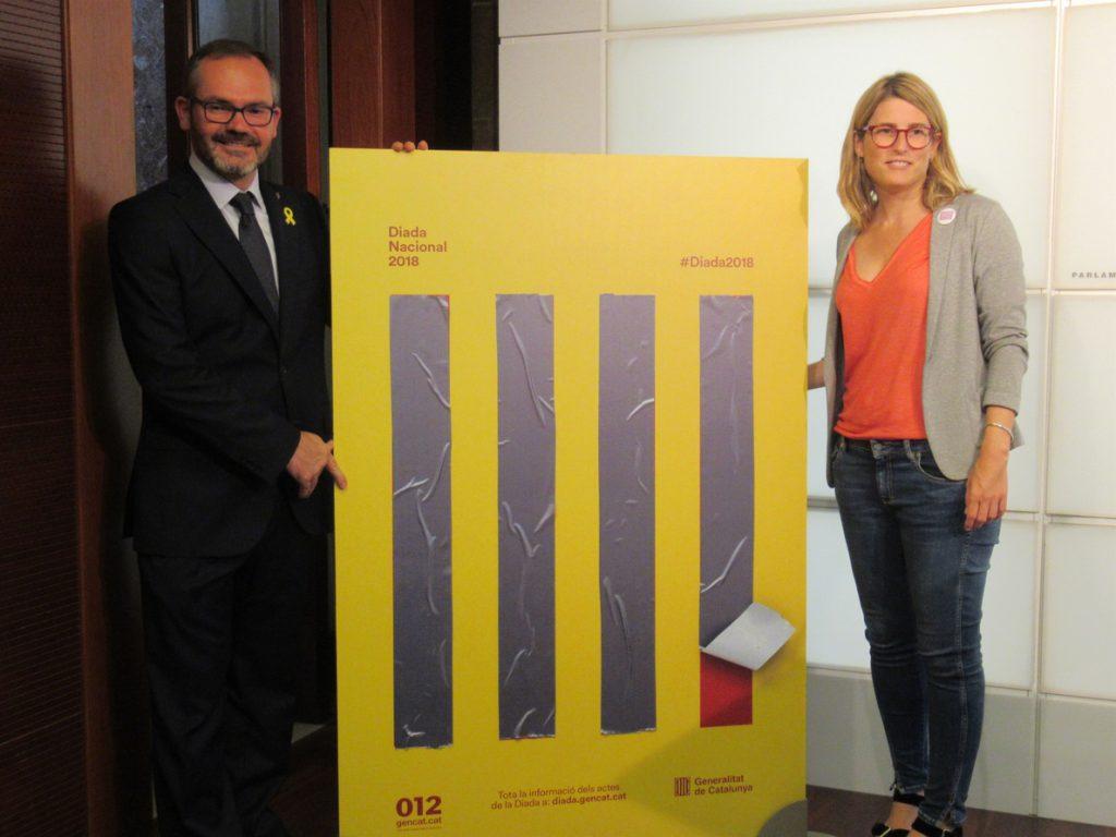 El Govern rechaza un nuevo Estatut y replica a Sánchez que «el consenso en Cataluña es sobre el derecho a decidir»