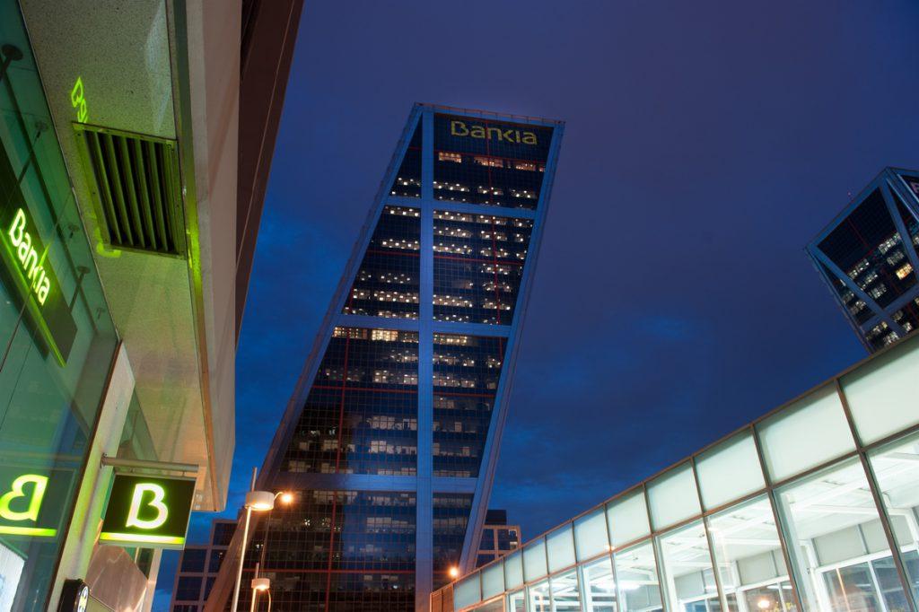 Las posiciones cortas alcanzan un máximo histórico en Bankia