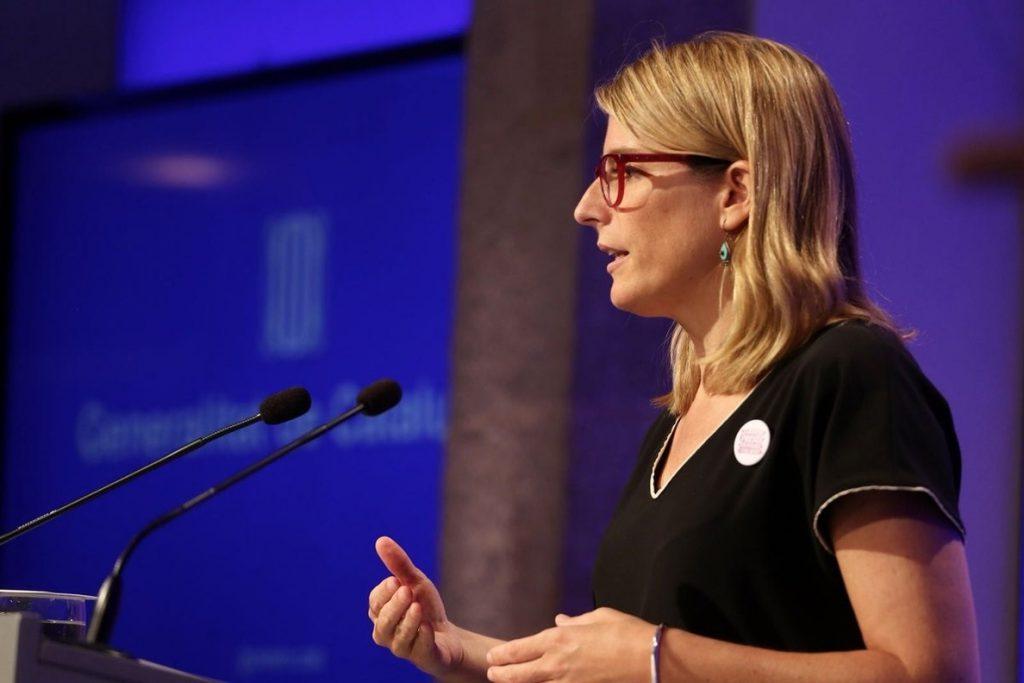 La Generalitat no vetará hablar de los lazos amarillos en la Junta de Seguridad