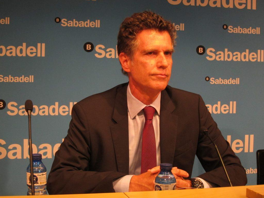 Guardiola (Sabadell) asegura estar «satisfecho» con la compra de la CAM