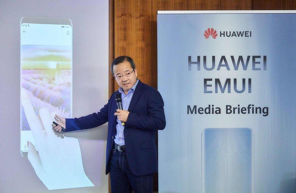 Huawei anuncia la capa de personalización EMUI 9.0 basada en Android 9 Pie, que llegará con la serie Mate 20