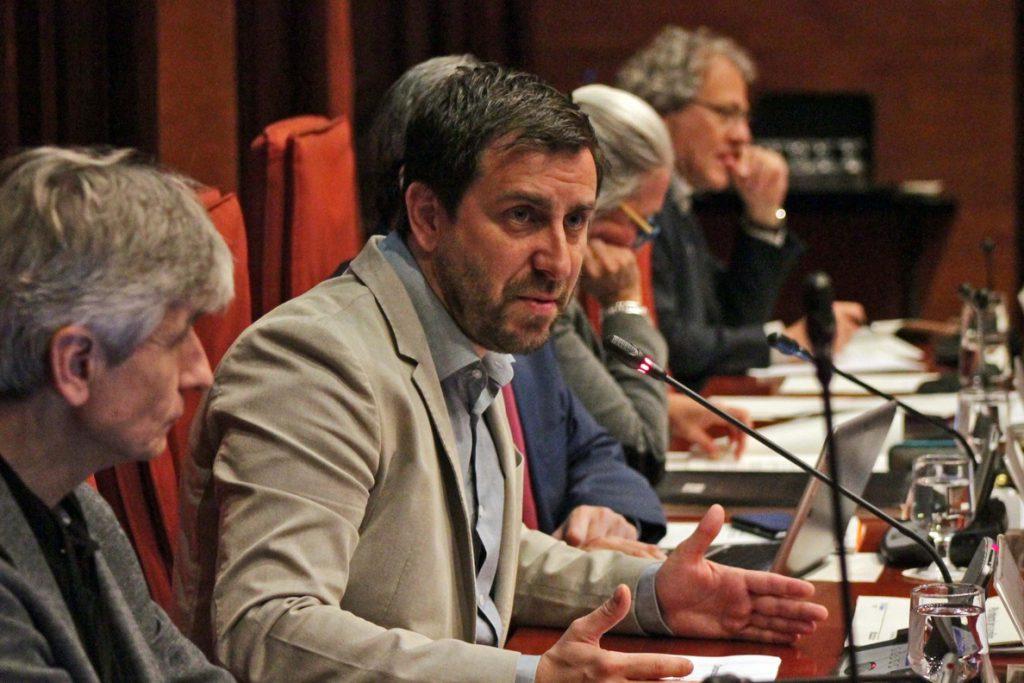 Impulsan el colectivo 'Socialistes per la República' con el apoyo del exconseller Comín