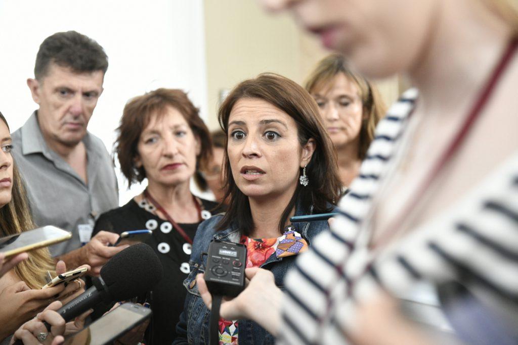 Lastra (PSOE) saluda las voces independentistas que buscan un acuerdo y rechazan la vía unilateral