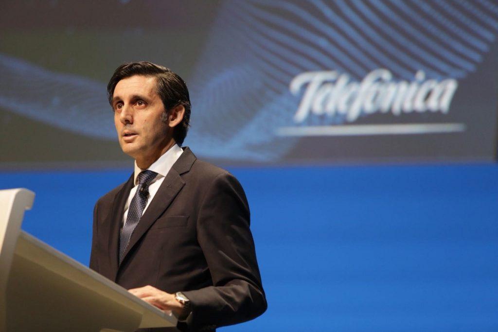 Telefónica coloca 1.000 millones en bonos a siete años con un cupón del 1,495%