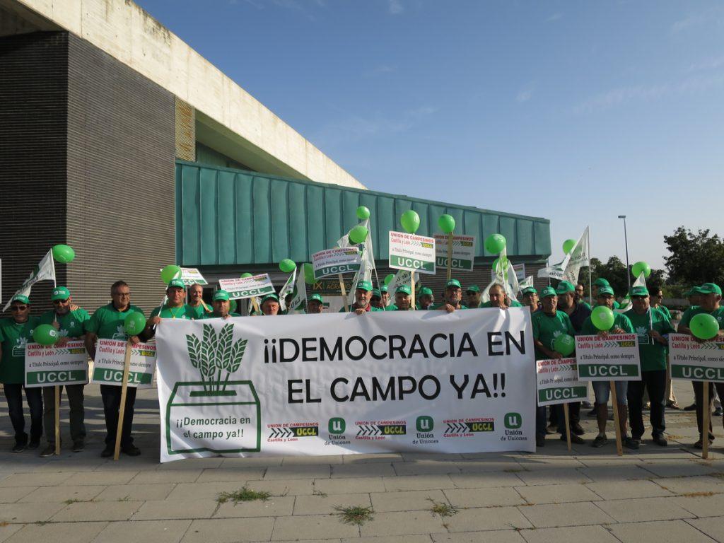 Unión de Uniones exige a Agricultura que convoque elecciones en el campo