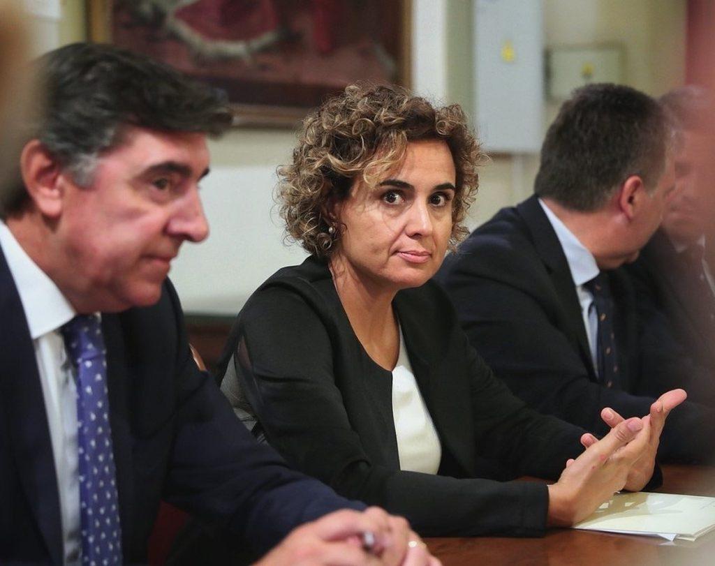 El Congreso votará la próxima semana si autoriza la entrada de Dolors Montserrat en la Comisión de Gastos Reservados