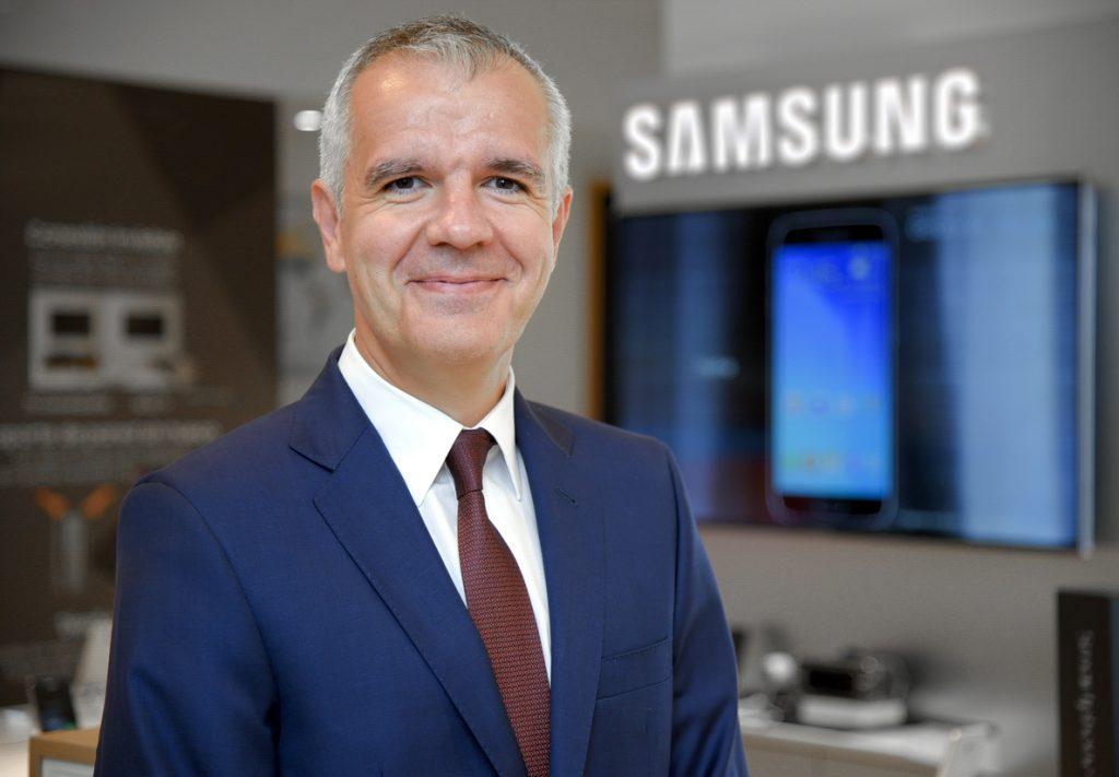 Samsung prevé que el mercado de smartphones en España crezca un 10% en 2018