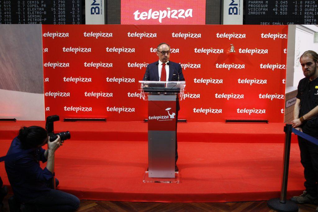 Los analistas creen que Telepizza logrará sus objetivos para 2021 y elevan su precio objetivo