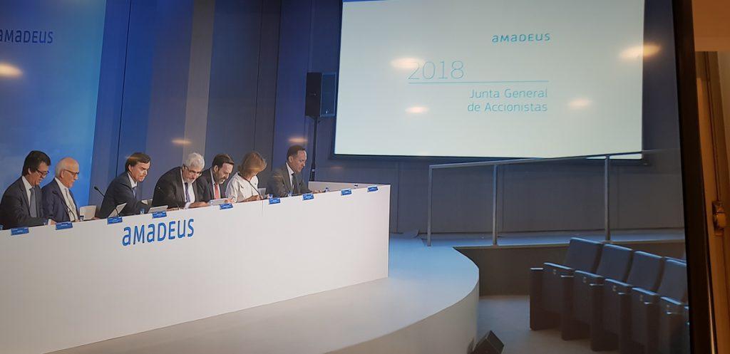 (AMP) Amadeus coloca 1.500 millones en bonos para financiar la compra de TravelClick