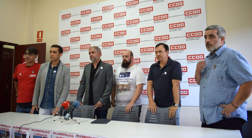 Economía-Sordo pide al Gobierno medidas para evitar que empresas como Vestas se marchen sin ejercicio de responsabilidad