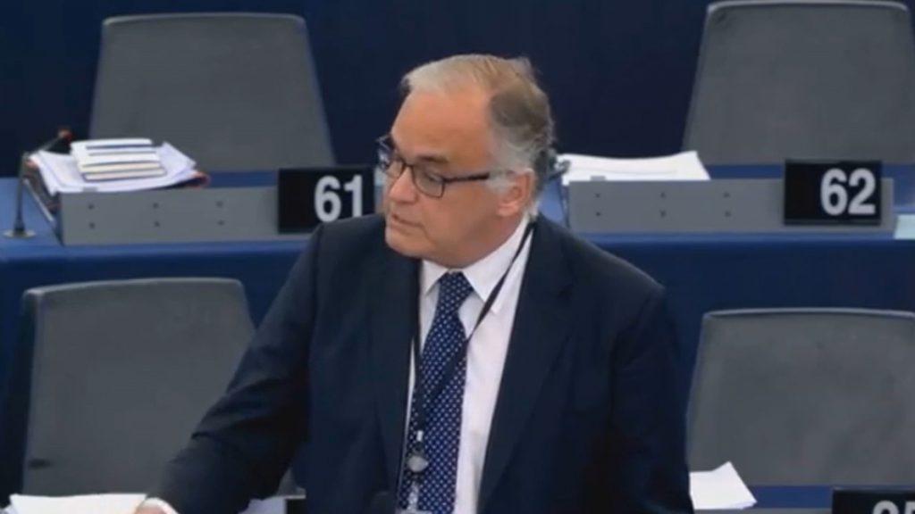 González Pons muestra su preocupación frente al «aumento del populismo» o el cambio climático en Europa