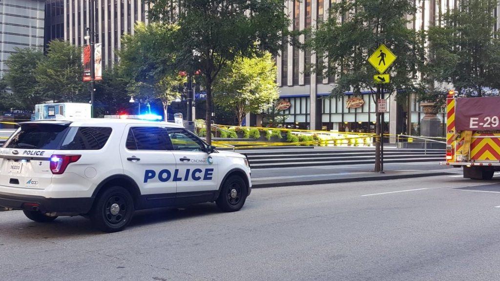 Mueren tres personas en un tiroteo registrado en el centro de Cincinnati